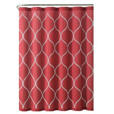 Kimberly Polyester Shower Curtain
