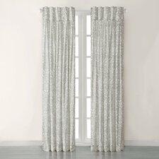 Madrid Window Single Curtain Panel