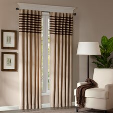 Dune Rod Pocket Curtain Panel (Set of 2)