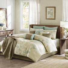 Eden 12 Piece Comforter Set