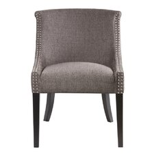 Caitlyn Rounded Roll Back Side Chair
