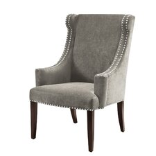 Marcel High Back Wing Arm Chair