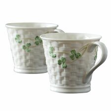 Shamrock Mug (Set of 4)