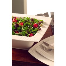 """Solace 11.25"""" Salad Bowl and Servers (Set of 3)"""