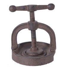 Cast Iron Retro Nut Cracker