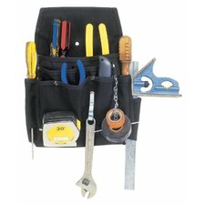 Electrician's Tool Pouches - 11-pocket electrician'stool pouch