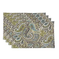 Paisley Placemat (Set of 4)