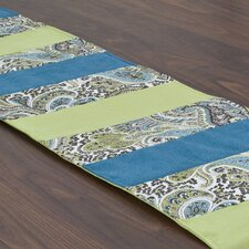 Paisley Table Runner