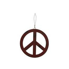 Treasured Peace Sign Wall Décor