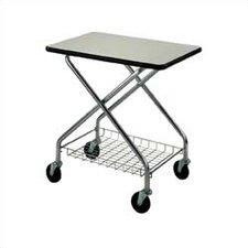 Foldaway AV Cart