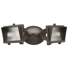 Mini Halogen Double Flood Light