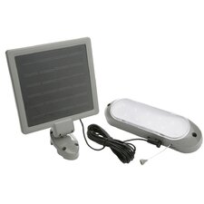 Rechargeable Solar Panel Shed Light