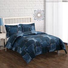 Jean Patch Comforter Set