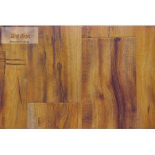 """Timeless Revolution 6.5"""" x 48"""" x 12mm Canadian Maple Laminate in Natural Pecan"""