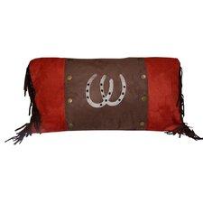 Cowboy Bolster Pillow