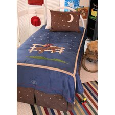 Cowboy Kids Twin Bed in Bag Collection