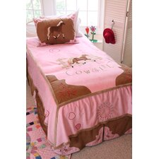 Cowgirl Kids Twin Bed in Bag Collection