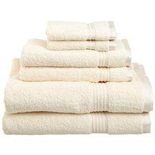 Cotton 6 Piece Towel Set