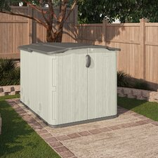 4.8 Ft. W x 6.6 Ft. D Resin Storage Shed