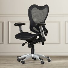 Mid-Back Mesh Office Chair with Triple Paddle Control II