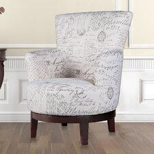 Lillian Swivel Arm Chair