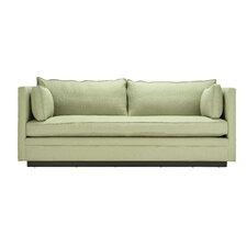 Lamar Light Green Upholstered Sofa