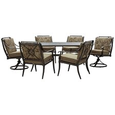 Normandy 7 Piece Dining Set
