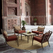 Taj Chat 5 Piece Dining Set