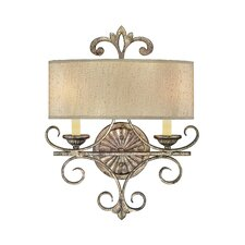 Stanhope 2 Light Wall Sconce