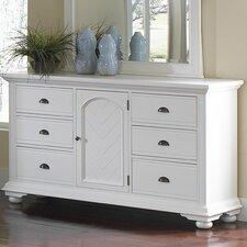 Aden 6 Drawer Dresser