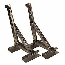 Short Ladder Jacks with 300 lb. Load Capacity