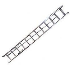24 ft Aluminum Extension Ladder with 250 lb. Load Capacity
