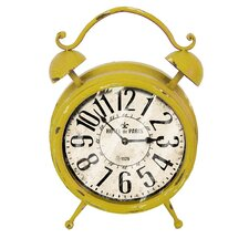 French Country Table Clock