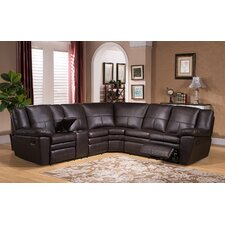 Oregon Leather Sectional