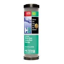 Universal Whole House Carbon Block Cartridge