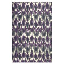 Allure Horizon Grey/Purple Area Rug