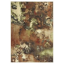 Versailles Watercolors Area Rug