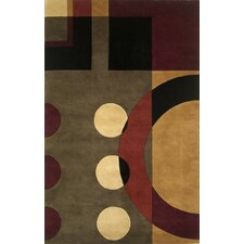 Signature Jewel Tone Area Rug