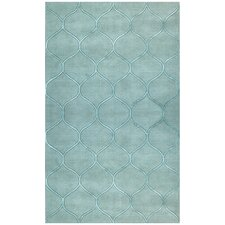 Transitions Harmony Frost Blue Area Rug