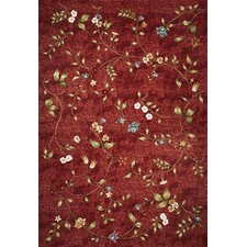 Horizon Red Indoor/Outdoor Area Rug
