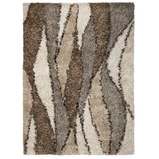 Optic Ivory Grain Area Rug