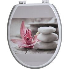 Chic and Zen Elongated Toilet Seat