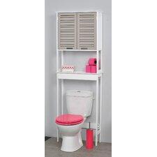 "So Romantic 24.8"" x 70.5"" Free Standing Cabinet"