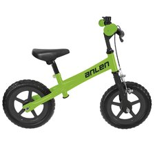 "Boy's and Girl's 12"" Steel Frame Balance Bike"