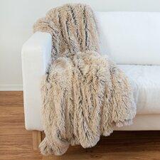 Shag Throw Blanket Set