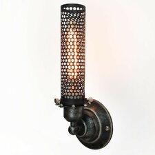 1 Light Mesh Wall Sconce