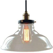 1 Light Bowl Pendant
