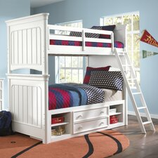 Summer Time Bunk Customizable Bedroom Set