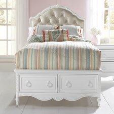 Sweet Heart Storage Panel Bed