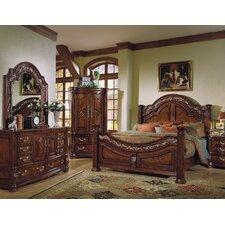 San Marino Panel Customizable Bedroom Set